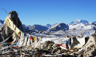 Mountain Prayer Flags