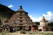 Great Stupa Mountain Hermitage 1